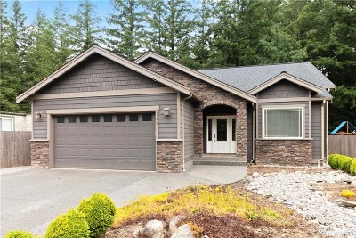 Single Family Home For Sale: 6342 Overland Trail