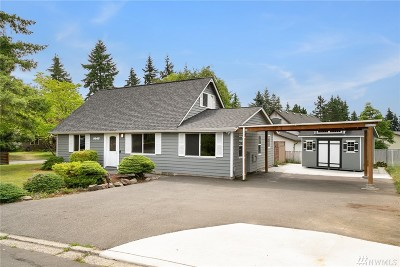 Kirkland Single Family Home For Sale: 9045 NE 137th St