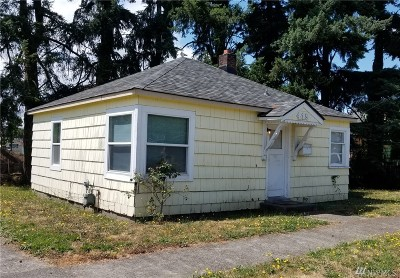 Centralia Single Family Home For Sale: 419 Yew St