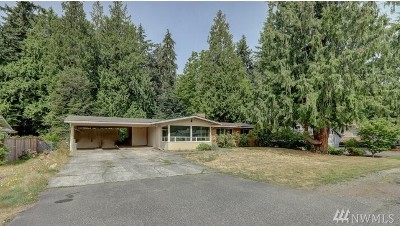 Edmonds Single Family Home For Sale: 23406 Humber Lane