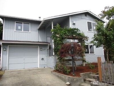 Single Family Home For Sale: 3918 Commencement Bay Dr