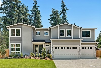 Edmonds Single Family Home For Sale: 8716 188th St SW
