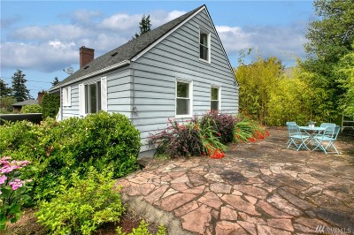Seattle Single Family Home For Sale: 416 NW 72nd St