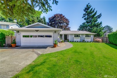 Federal Way Single Family Home For Sale: 31300 31st Ave SW