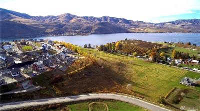 Chelan, Chelan Falls, Entiat, Manson, Brewster, Bridgeport, Orondo Residential Lots & Land For Sale: 198 Porcupine Lane
