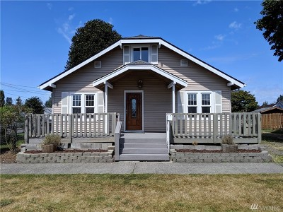 Enumclaw Single Family Home For Sale: 1637 Kibler Ave