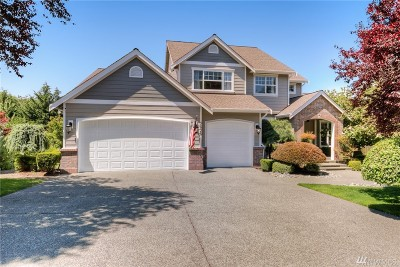 Pierce County Single Family Home For Sale: 2626 90th Ave E