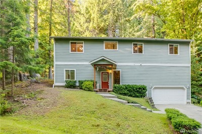 Bellingham Single Family Home For Sale: 1 Holly View Wy