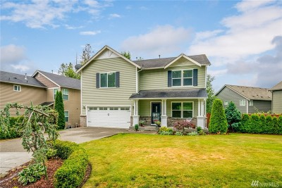 Bothell Single Family Home For Sale: 18900 13th Ave SE