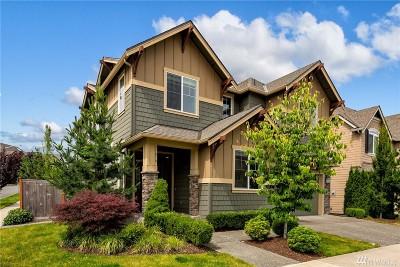 Redmond Single Family Home For Sale: 11819 161st Ave NE