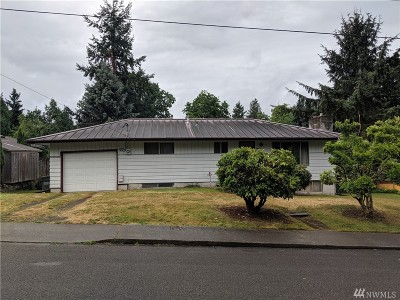 Olympia Single Family Home For Sale: 1327 5th Ave SE
