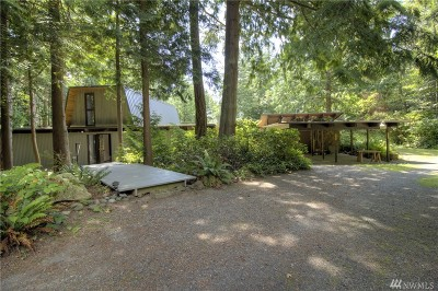 Whatcom County Single Family Home For Sale: 225 Dolphin Place