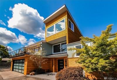 Bainbridge Island Single Family Home For Sale: 11278 NE Wing Point Dr NE