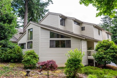Bellingham Condo/Townhouse Pending Inspection: 2186 E Birch St