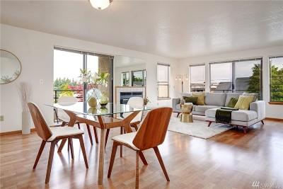 Edmonds Condo/Townhouse For Sale: 520 Pine St #A102