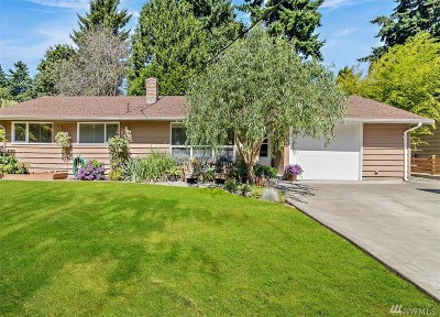 SeaTac Single Family Home For Sale: 17830 38th Ave S