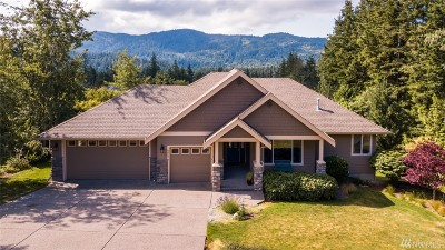 Bellingham Single Family Home Pending: 4410 Dove Ct