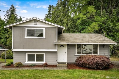 Snohomish Single Family Home For Sale: 13625 Three Lakes Road