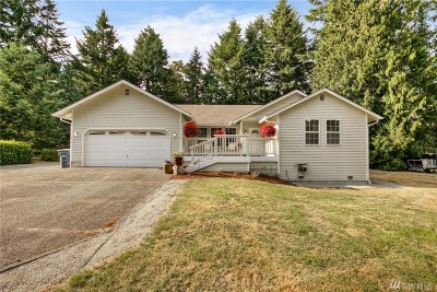 Gig Harbor Single Family Home For Sale: 6407 85th St NW