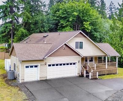 Thurston County Single Family Home For Sale: 5647 Black Lake Blvd SW