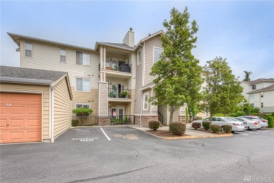 Lynnwood Condo/Townhouse For Sale: 15026 40th Ave W #14104