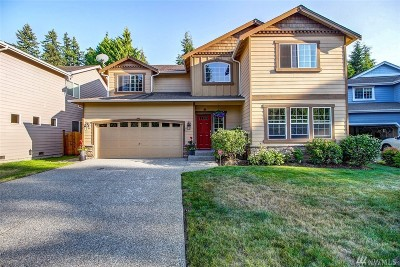 Snohomish Single Family Home For Sale: 1605 Weaver Way Wy