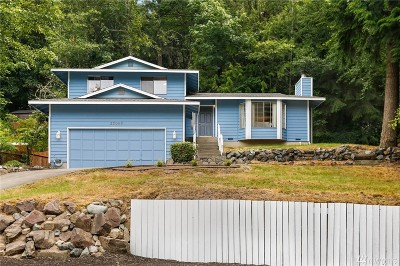 Brier Single Family Home For Sale: 22085 34th Ave W