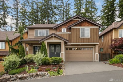 Sammamish Single Family Home For Sale: 23237 SE 34th Place