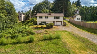 Puyallup Single Family Home For Sale: 1126 19th Ave SW