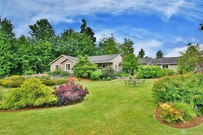 Hansville Single Family Home Pending: 4858 NE Deerbrook Lane
