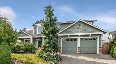 Lynnwood Single Family Home For Sale: 14429 18th Ave W