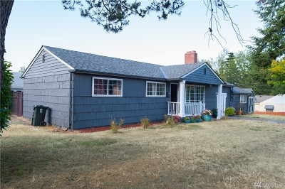 Single Family Home For Sale: 6015 N 46th St