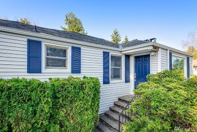 Single Family Home For Sale: 2034 NE 103rd St