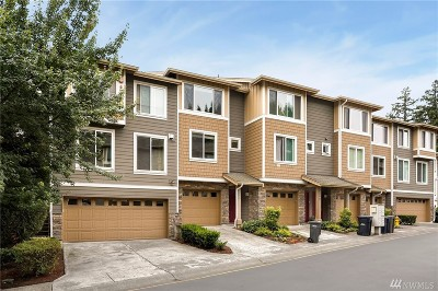 Issaquah Condo/Townhouse For Sale: 21265 SE 42nd Place