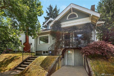 Tacoma Single Family Home For Sale: 2010 S 8th St
