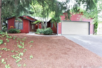 Olympia Single Family Home For Sale: 1410 9th Ave SW