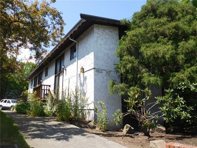 Seattle Multi Family Home For Sale: 8809 23rd Ave NE