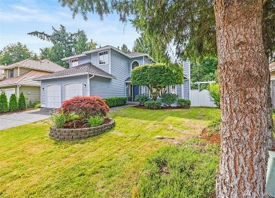 Sammamish Single Family Home For Sale: 22207 NE 9th Dr