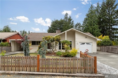 Shoreline Single Family Home For Sale: 18009 7th Ave NE