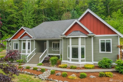 Pierce County Single Family Home For Sale: 13004 Spiketon Rd