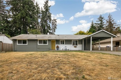 Edmonds Single Family Home For Sale: 7806 193rd Place SW