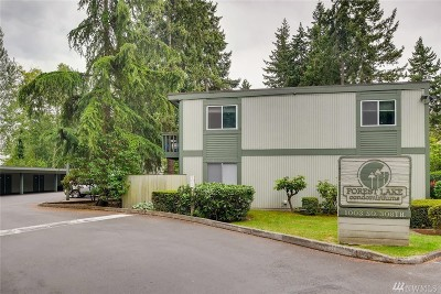 Federal Way Condo/Townhouse For Sale: 1003 S 308th St #13