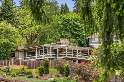 Sammamish Single Family Home For Sale: 20118 NE 28th Place