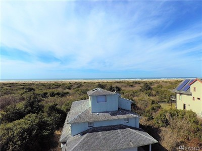 Grays Harbor County Single Family Home For Sale: 177 Sand Dune Ave SW