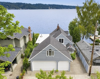 Seattle Single Family Home For Sale: 10644 Riviera Place NE
