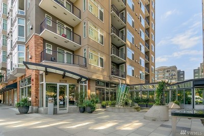 Condo/Townhouse For Sale: 2801 1st Ave #208