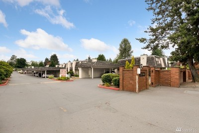 Everett Condo/Townhouse For Sale: 12600 4th Ave W #7D