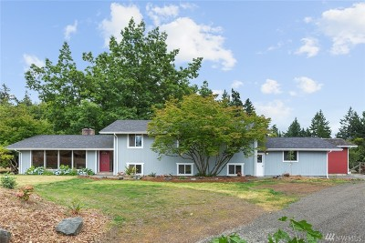 Bremerton Single Family Home For Sale: 823 Sheridan Rd