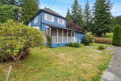 Montesano Single Family Home For Sale: 723 N 1st St