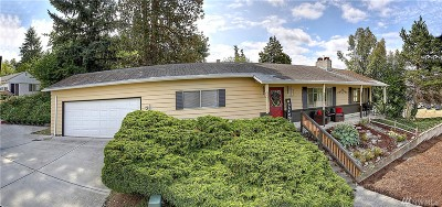 Steilacoom Single Family Home For Sale: 1102 Sequalish St